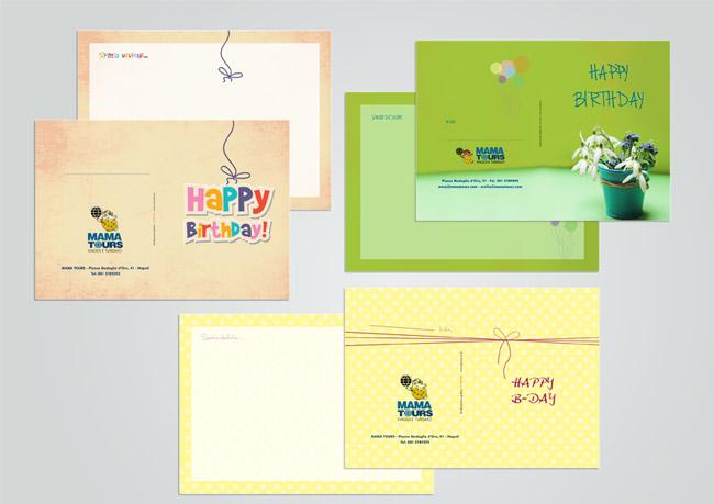 cartoncini compleanno
