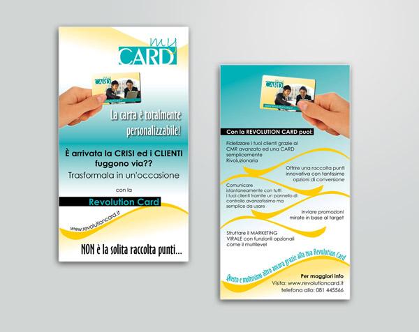 Brochure e volantino